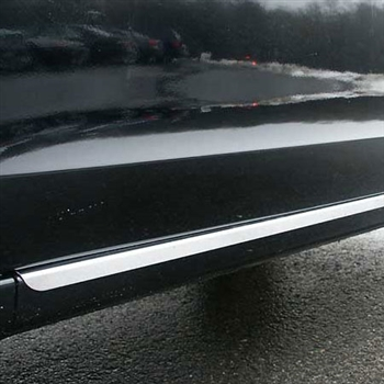 Honda Accord Chrome Rocker Panel Accent Trim, 2 pc 2008-2012