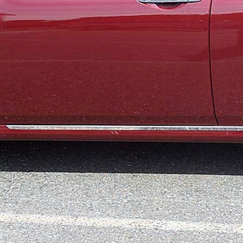 Nissan Maxima Chrome Lower Side Accent Trim, 2009, 2010, 2011, 2012, 2013, 2014