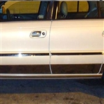 1998-2003 Lincoln Continental Rocker Panel Set