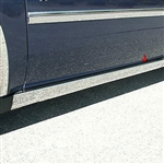 Mercury Montego Chrome Rocker Panel Trim, 4pc 2005-2007