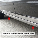 Buick Lucerne Chrome Rocker Panel Set (Lower), 4pc 2006-2009