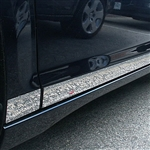 Saturn Aura Chrome Rocker Panel Set, 8pc  2007 - 2008