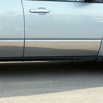 Ford Taurus X Chrome Rocker Panel Trim, 4pc.,  2008 - 2010