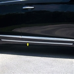 Cadillac XTS Chrome Lower Door Accent Trim Set 2013, 2014, 2015, 2016, 2017