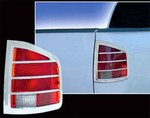 1994-2003 Chevrolet S10 / GMC Sonoma Tail Light Bezels