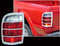 1998-2001 Ford Ranger Tail Light Bezels