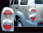 Putco Chrome Tail Light Trim