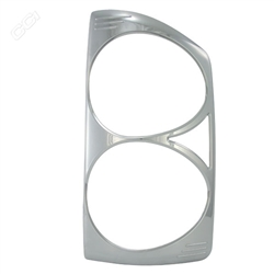 Dodge Ram Chrome Tail Light Bezels, 2007-2008
