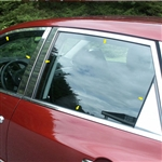 Mazda 3 Hatchback Chrome Window Trim Package, 16pc., 2004 - 2009