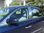 Mercury Montego Chrome Window Trim Package, 10pc 2005-2007