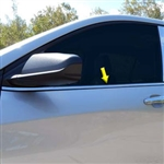 Chevrolet Equinox Chrome Window Sill Trim, 2018