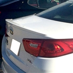 Kia Optima Lip Mount Painted Rear Spoiler, 2014, 2015
