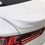 Lexus IS Flush Mount Painted Rear Spoiler, 2014, 2015, 2016, 2017, 2018