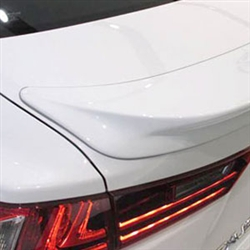 Lexus IS Flush Mount Painted Rear Spoiler, 2014, 2015, 2016