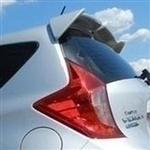 Nissan Versa Note Hatchback Painted Rear Spoiler, 2014, 2015, 2016, 2017
