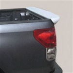 Toyota Tundra Painted Tailgate Spoiler, 2007, 2008, 2009, 2010, 2011, 2012, 2013, 2014, 2015