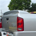 Dodge Ram Painted Tailgate Spoiler, 2002, 2003, 2004, 2005, 2006, 2007, 2008, 2009, 2010, 2011, 2012, 2013, 2014, 2015, 2016