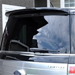 Ford Flex Painted Rear Spoiler, 2009, 2010, 2011, 2012, 2013, 2014