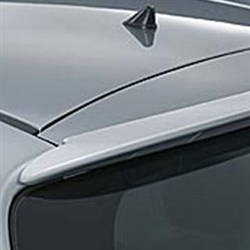 Toyota Yaris 3 Door Hatchback Painted Rear Spoiler, 2007, 2008, 2009, 2010, 2011