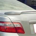 Toyota Camry 2 Post Painted Rear Spoiler (no light), 2007, 2008, 2009, 2010, 2011
