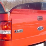 Ford F150 Painted Tailgate Spoiler, 2004, 2005, 2006, 2007, 2008