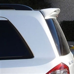 Mercedes GL Painted Rear Spoiler, 2007, 2008, 2009, 2010, 2011, 2012, 2013, 2014