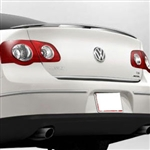 Volkswagen Passat Painted Rear Spoiler, 2006, 2007, 2008, 2009, 2010, 2011
