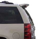 Chevrolet Suburban Painted Rear Spoiler, 2007, 2008, 2009, 2010, 2011, 2012, 2013, 2014