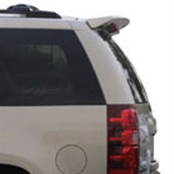 Chevrolet Tahoe Painted Rear Spoiler, 2007, 2008, 2009, 2010, 2011, 2012, 2013, 2014