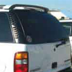 Chevrolet Tahoe Painted Rear Spoiler, 2000, 2001, 2002, 2003, 2004, 2005, 2006