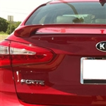 Kia Forte Sedan 2 Post Painted Rear Spoiler, 2014, 2015, 2016, 2017
