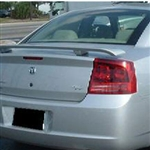 Dodge Charger 2 Post Painted Rear Spoiler, 2006, 2007, 2008, 2009, 2010