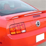 Ford Mustang Painted Rear Spoiler, 2006, 2007, 2008, 2009