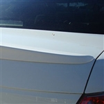 Honda Accord Sedan Lip Mount Painted Rear Spoiler, 2008, 2009, 2010