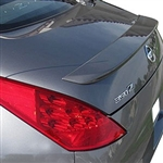 Nissan 350Z Coupe Painted Rear Spoiler, 2003, 2004, 2005, 2006, 2007, 2008