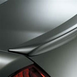 Honda Accord Sedan Lip Mount Painted Rear Spoiler, 2006, 2007