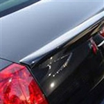 Chrysler 300 Lip Mount Painted Rear Spoiler, 2008, 2009, 2010