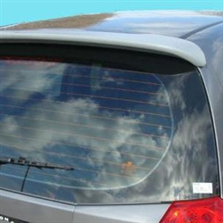 Chevrolet Aveo 5 Door Painted Rear Spoiler, 2004, 2005, 2006, 2007, 2008, 2009, 2010, 2011