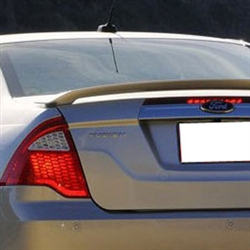 Ford Fusion Painted Rear Spoiler, 2010, 2011, 2012