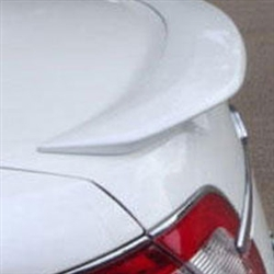 Ford Taurus Flush Mount Painted Rear Spoiler, 2010, 2011, 2012