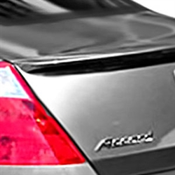 Honda Accord Coupe Lip Mount Painted Rear Spoiler, 2008, 2009, 2010, 2011, 2012
