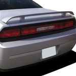 Dodge Challenger 2 Post Painted Rear Spoiler, 2008, 2009, 2010, 2011, 2012, 2013, 2014, 2015