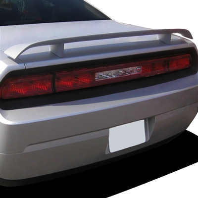 Dodge Challenger 2 Post Painted Rear Spoiler, 2008, 2009, 2010, 2011, 2012, 2013, 2014, 2015, 2016, 2017, 2018