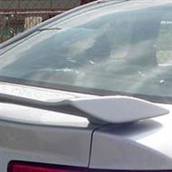 Kia Forte Koup 2 Post Painted Rear Spoiler, 2010, 2011, 2012, 2013