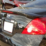 Nissan Altima Coupe Painted Rear Spoiler with Light, 2008, 2009, 2010, 2011, 2012, 2013