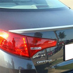 Kia Optima Lip Mount Painted Rear Spoiler (Korean style), 2011, 2012, 2013
