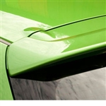 Mazda 2 Hatchback Painted Rear Spoiler, 2011, 2012, 2013, 2014
