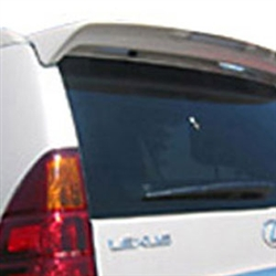 Lexus GX Painted Rear Spoiler, 2003, 2004, 2005, 2006, 2007, 2009