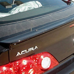 Acura RSX Rear Lip Spoiler, 2002, 2003, 2004, 2005, 2006