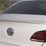 Volkswagen CC Painted Rear Spoiler, 2009, 2010, 2011, 2012, 2013, 2014